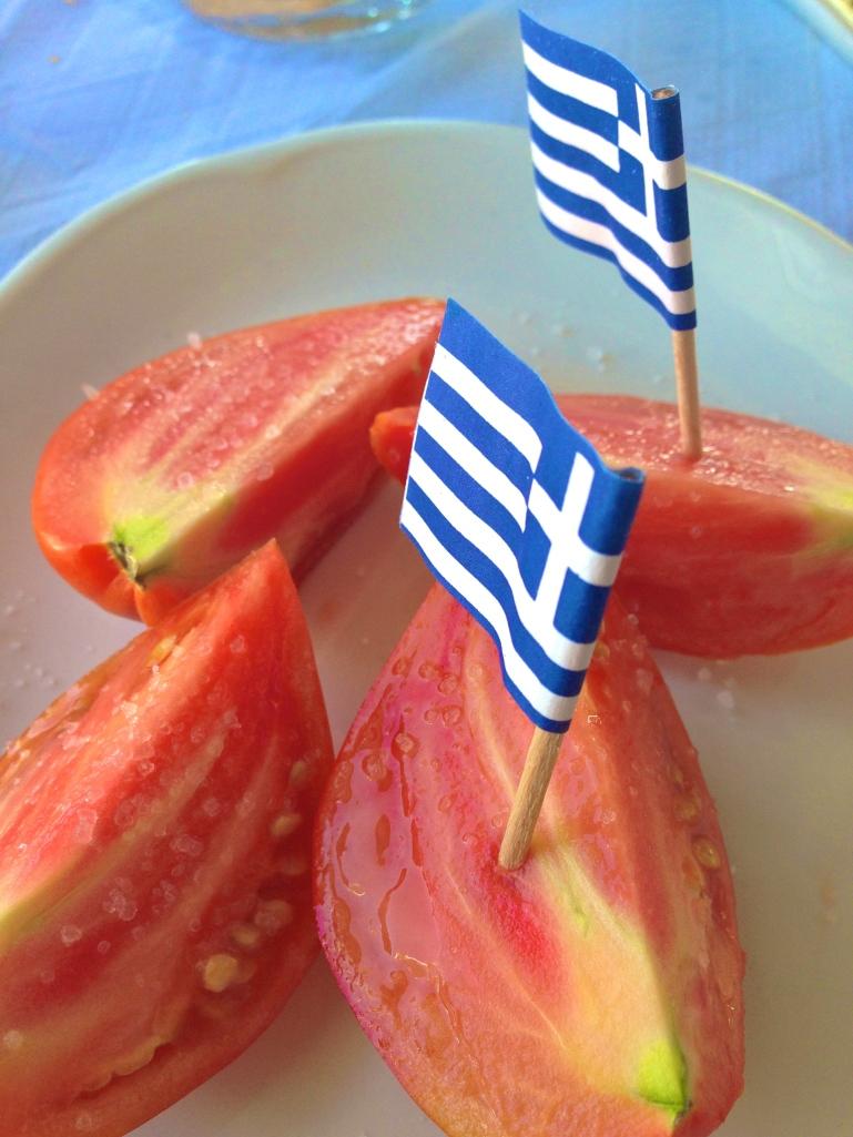 Tomatoe Greek